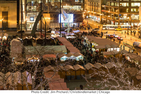 Photo Credit: Jim Prichard / Christkindlemarket | Chicago