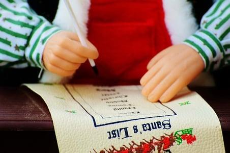 Christmas Light List